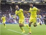 VIDEO Everton 3-6 Chelsea: Ivanovic tỏa sáng, Diego Costa lập cú đúp, 'The Blues' tạo mưa bàn thắng