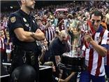 Mandzukic ghi bàn, Atletico thắng trận đầu tiên ở Liga
