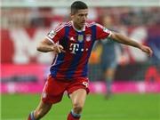 Lewandowski ghi bàn, Bayern Munich vẫn bị Schalke cầm hòa 1-1