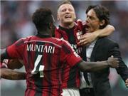 Milan - Lazio 3-1: Khởi đầu mới tươi đẹp với Pippo Inzaghi