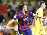 Villarreal - Barcelona 0-1: Vị cứu tinh trẻ tuổi từ lò La Masia