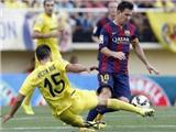 Lionel Messi dính chấn thương, Barcelona lo sốt vó