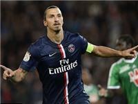 Vừa trở lại, Ibrahimovic đã lập hat-trick cho PSG