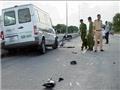 Hưng Yên: Xe chở khách lao vào xe 7 chỗ gây nhiều thương vong