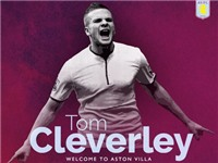 Tom Cleverley vẫn được phép rời Man United, chính thức gia nhập Aston Villa