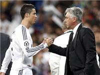 Vấn đề của Real Madrid: Ancelotti và Ronaldo sẽ 'nổi loạn'?