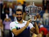 Quán quân US Open 2014 Marin Cilic: Lên đỉnh vinh quang nhờ… án cấm thi đấu 4 tháng
