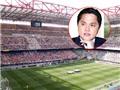 Tham vọng của Inter: Erick Thohir muốn xây sân mới