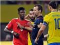 Ibrahimovic: 'Tôi nên bị treo giò 40 trận'