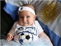 Argentina cấm người dân đặt tên con  là Messi