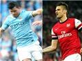 Arsenal - Man City, còn 1 ngày: Những chuyển dịch nơi hàng công