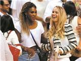 Gạt US Open đi, Serena và Wozniacki là bạn thân