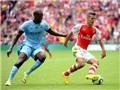 Arsenal - Man City: City 'đá thật', Arsenal có cửa?