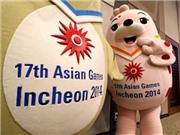 ASIAD 17 - Incheon 2014