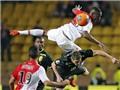 Không Falcao, Monaco thua 1-2 trước Lyon