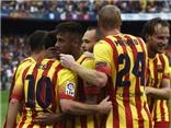 Messi kiến tạo, Neymar lập cú đúp, Barcelona đánh bại Bilbao