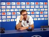 Thăm trụ sở PSG tại Paris - Laurent Blanc: Người bảo vệ