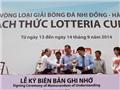 Cổ vũ cho giấc mơ bóng đá của thiếu nhi Việt Nam