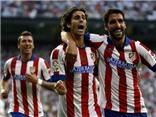 VIDEO: Không có Diego Simeone, Atletico vẫn khiến Real Madrid ôm hận