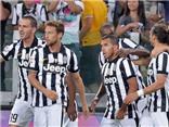 VIDEO: Tevez, Marchisio lập công, Juventus đánh bại Udinese
