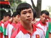 CHÙM ẢNH: U19 Việt Nam viếng Đại tướng Võ Nguyên Giáp