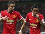 VIDEO: Angel di Maria 'tặng quà' fan Man United bằng pha đá phạt kiểu Gareth Bale