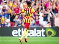 Hàng công Barcelona: Khác biệt giữa Neymar và Munir là rất lớn