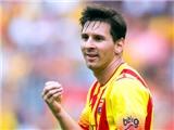 Khi không ghi bàn, Messi sẽ kiến tạo