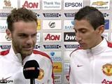 Man United thắng trận đầu tiên. Di Maria thú nhận sút phạt có chủ ý.  Milan và Inter thắng giàu cảm xúc