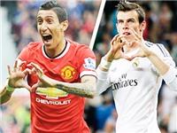 'Vũ điệu trái tim' của Di Maria và Gareth Bale: Ai bắt chước ai?