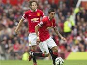 Cầu thủ thuận chân trái ở Man United nhiều khủng khiếp