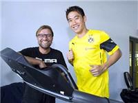 Shinji Kagawa: Đến Anh để khẳng định mình