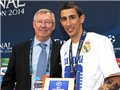 Chuyện cầu thủ Man United học tiếng Anh: Di Maria và lời phàn nàn của Sir Alex