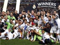 Tiền thưởng Champions League 2014-15: Hào phóng như UEFA