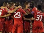 Steven Gerrard đi vào lịch sử, trong ngày Liverpool đánh bại Ludogorets 2-1