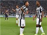 Tevez giải hạn bàn thắng ở Champions League, Juventus đánh bại Malmo 2-0
