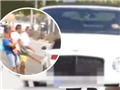 Fan nổi giận, đá vào xe của Gareth Bale