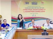 Tổng biên tập Báo Thể thao & Văn hóa: 'Tri ân những VĐV mang vinh quang về cho Tổ quốc'