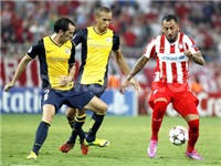 Atletico thua Olympiakos trên sân nhà: Địa chấn & Bài học cho Atletico