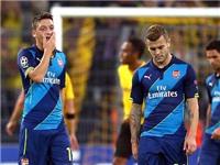 Arsenal thảm bại trên đất Đức: Đáng lo chưa, Giáo sư?