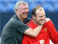 Rooney công khai dàn hòa với Sir Alex Ferguson