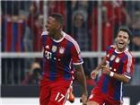 Jerome Boateng dứt điểm điệu nghệ, Bayern hạ Man City 1-0