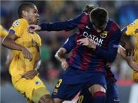 Ép sân toàn diện, Barca cũng chỉ thắng APOEL 1-0