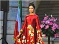 Thời trang Việt Nam tỏa sáng trên đất Italy