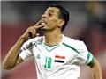 Môn bóng đá nam: Iraq cũng là ứng viên nặng ký