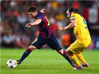 Barca thắng nhọc APOEL: Xem Barca thấy không nên trách Madrid