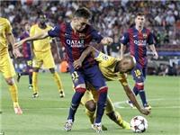 Phía sau chiến thắng của Barca: Luis Enrique quá ưu ái Munir?