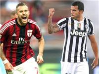Milan - Juventus, còn 1 ngày: Cuộc đại chiến những ngôi sao 'EZ'