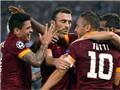 Đá thế này, Roma sợ gì Bayern và Man City?