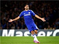 Hàng công Chelsea: Nỗi lo hội chứng phụ thuộc Costa